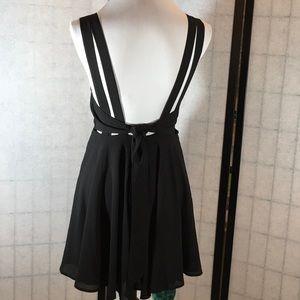 Tea & Cup backless date dress